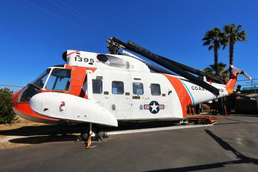 Inzwischen nur noch im Museum zu bewundern: HH-52A Seaguard
