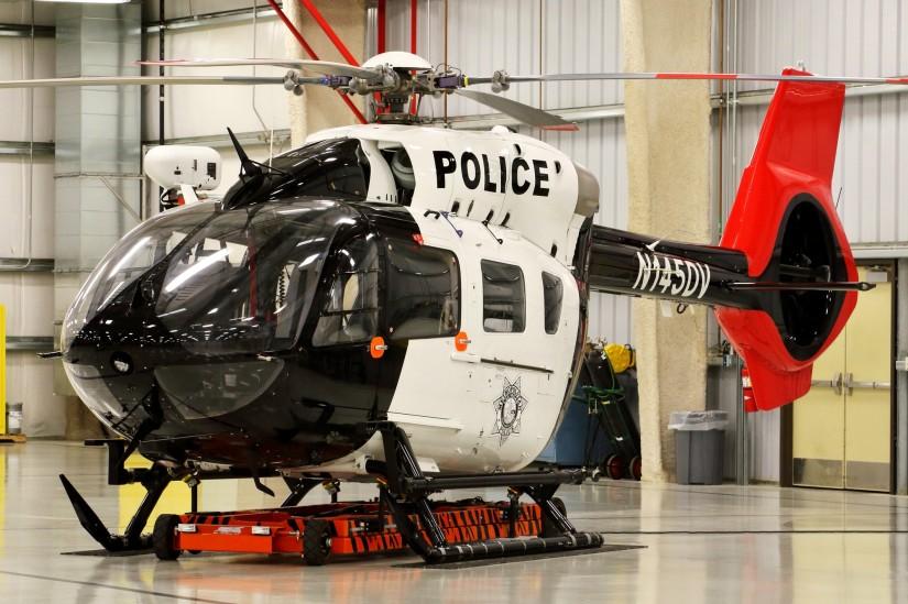 Wachablösung: Die H145 dient inzwischen als primärer SAR-Hubschrauber