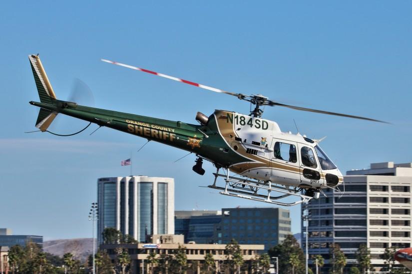 Noch kürzlich bestand die Flotte ausschließlich aus AS350, sie werden wenn nötig auch nach wie vor zu Rettungseinsätzen genutzt