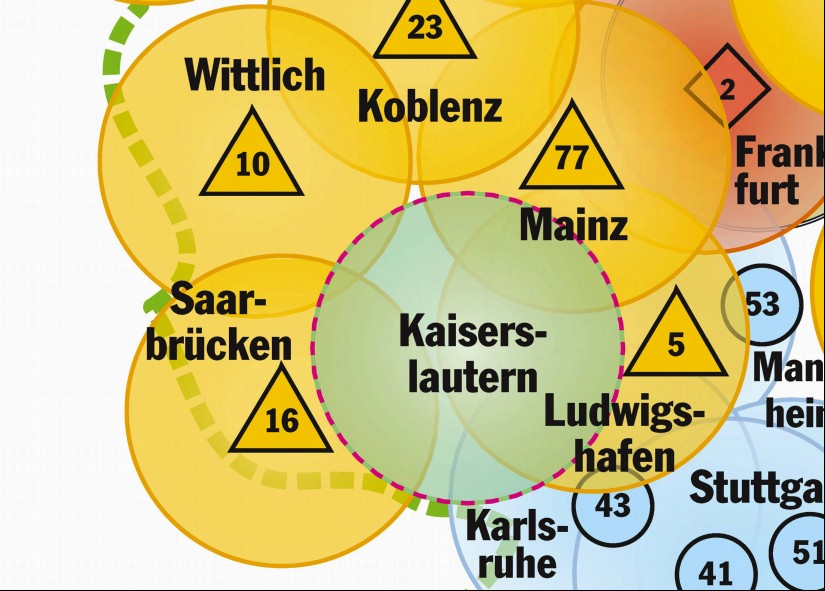 Das Land Rheinland-Pfalz sah 2016 keinen Bedarf für einen weiteren Rettungshubschrauber, sprach gar von einer Überversorgung in der Westpfalz