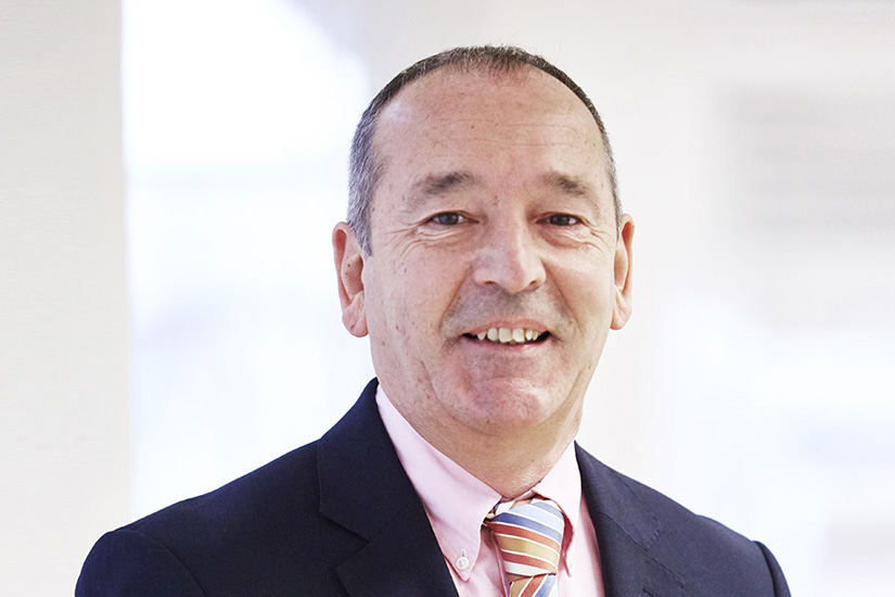Peter Förster, Geschäftsführer der Westpfalz-Klinikum GmbH