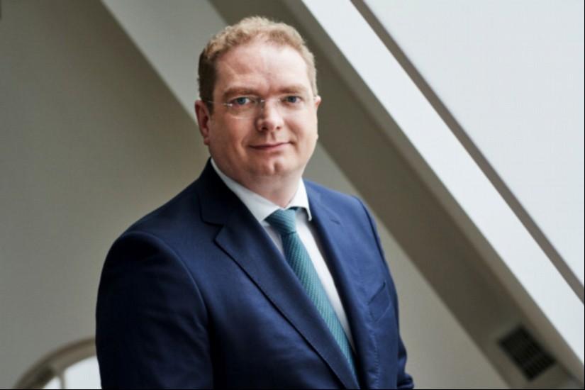 Frédéric Bruder ist seit 2013 Geschäftsführer der ADAC Luftrettung