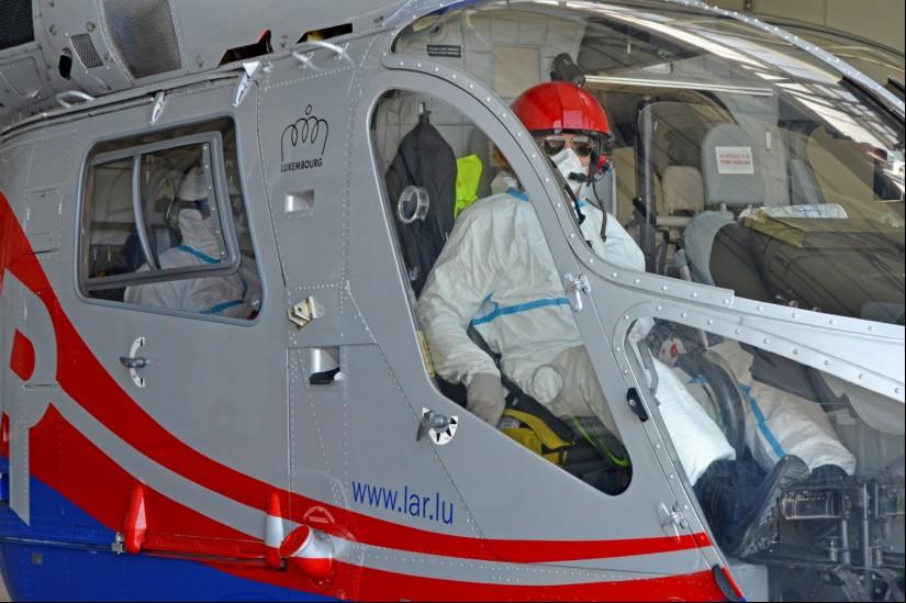 Die Schutzmaßnahmen führen zu erschwerten Arbeitsbedingungen auch an Bord