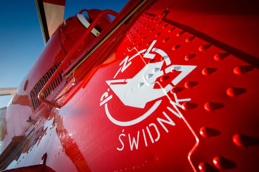 Auch die Polizei und das Militär Polens nutzen Sokoł-Hubschrauber. Diese wurden  von PZL-Świdnik gebaut – heute eine Tochter der italienischen Firma Leonardo