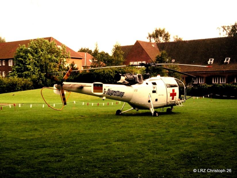 Über die kurze Geschichte der S.O.S.-Flugrettung in Sanderbusch hat rth.info bereits mehrfach in Reportagen zur Geschichte der Station ganz im Nordwesten der Republik berichtet