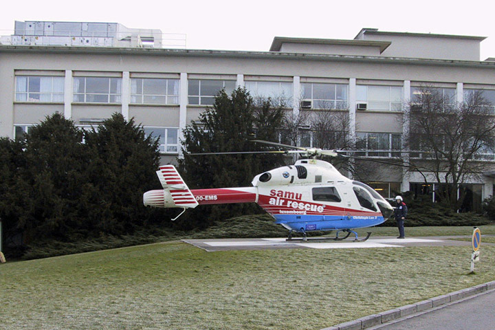 Stationsfoto Air Rescue 2