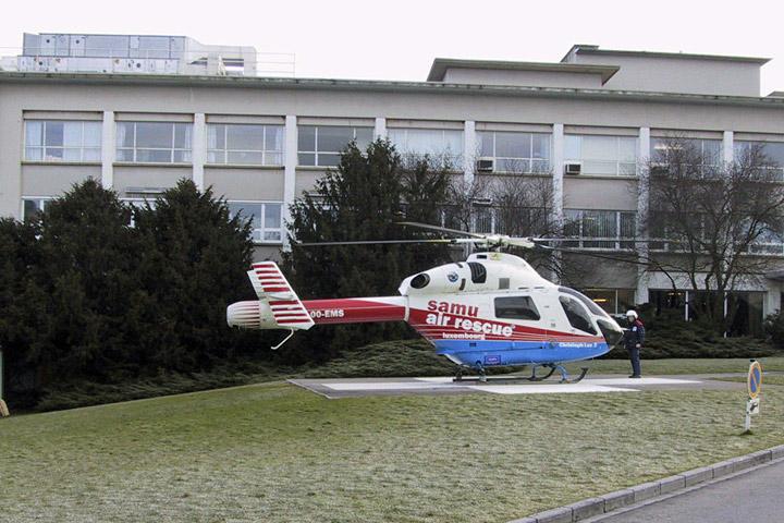 Stationsfoto Air Rescue 2
