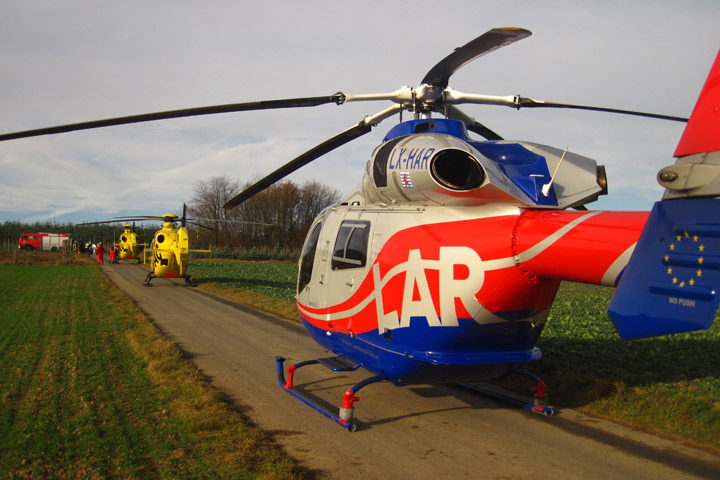 Stationsfoto Air Rescue 3