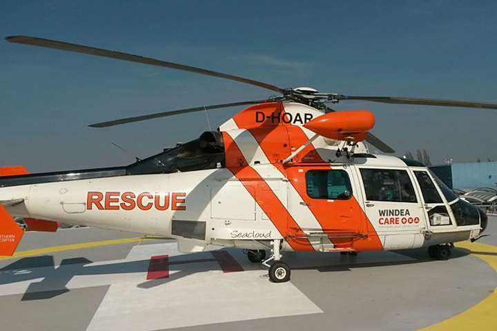 Stationsfoto aus der Historie von  Northern Rescue 02