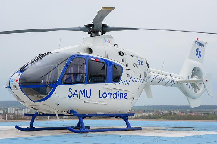 Stationsfoto Samu Lorraine