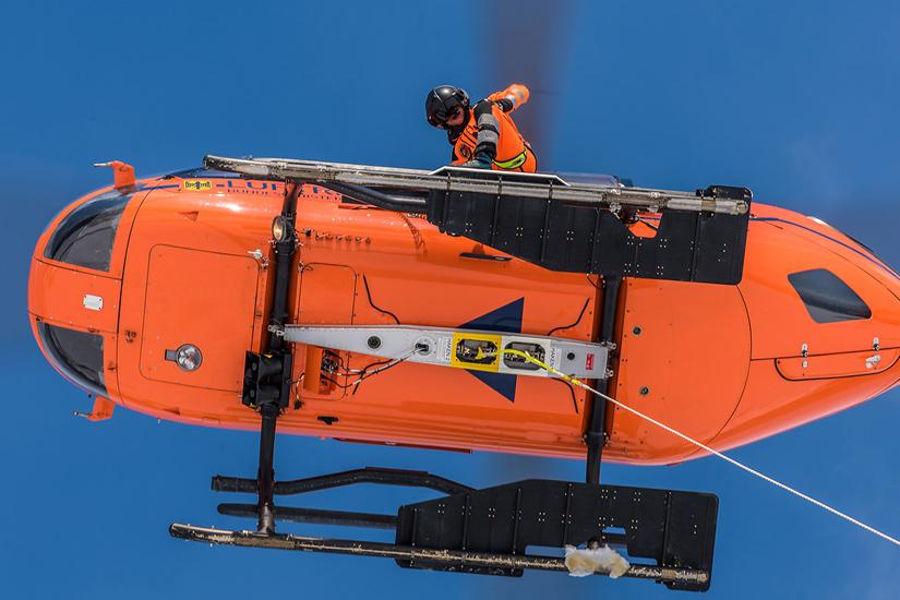 Der HEMS-Crew Member ist zuverlässiger Partner für beide, dem Notarzt ebenso wie dem Piloten; ohne den HCM würde das System nicht funktionieren. Er stellt eine Art Bindeglied dar