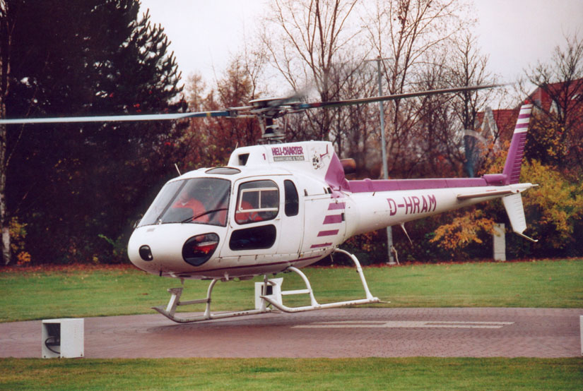 Aérospatiale AS 350/355